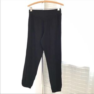 Happening in the Present Black Gypsy Joggers S